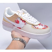 Nike WMNS Air Force 1 Shadow lightweight high-low-top versatile sneakers Shoes