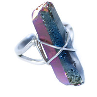Crystal Nights Ring