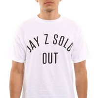 Acapulco Gold, Sold Out T-Shirt - White - T-Shirts - MOOSE Limited