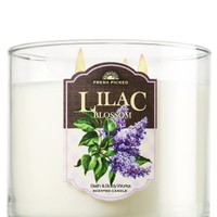 14.5 oz. 3-Wick Candle Lilac Blossom
