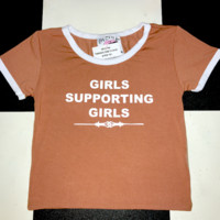 SWEET LORD O'MIGHTY! GIRLS SUPPORTING GIRLS