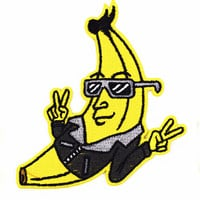 Peace Banana Patch