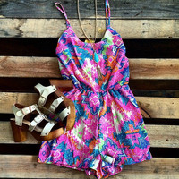 The Girl To Be Romper