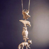 Spirit Animal Totem Necklace