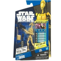 Star Wars The Clone Wars - Battle Droid Action Figure  CW-19