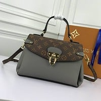 new lv louis vuitton womens leather shoulder bag lv tote lv handbag lv shopping bag lv messenger bags 412