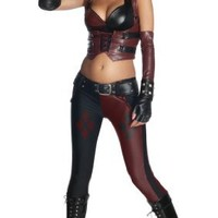 Secret Wishes Batman Arkham City Sexy Harley Quinn Costume