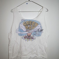 Green Day Dookie Tank Top from buy my stuff