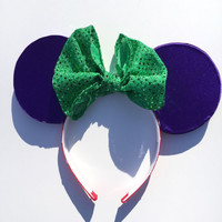 Little Mermaid Inspired Ears