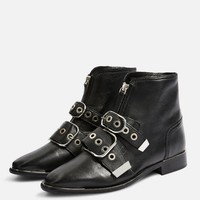 WIDE FIT Alex Boots | Topshop