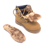 2016 new autumn winter Fashion Child Leather soft Boots For Girls Boys Warm Martin Boots Shoes Casual Child Baby Toddler Shoes