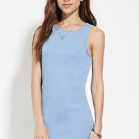 Bodycon Denim Dress