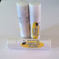 Peeta's Cakes Lip Balm - Inspired by the Hunger Games