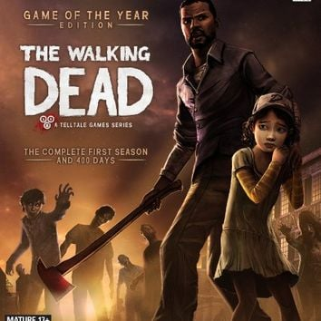The Walking Dead Game of the Year - Xbox 360