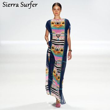 Kaftan Beach Wear Swimsuit Cover Up Bathing Suit Cover Ups For Women