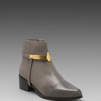 GREY CITY Wisdom Bootie in Taupe