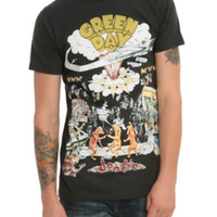 Green Day Dookie Dogs T-Shirt