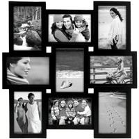 "Malden 4"" x 6"" Puzzle Collage Picture Frame"