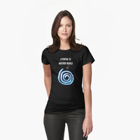 A Portal To Another World T Shirt by bitsnbobs