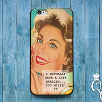 iPhone 4 4s 5 5s 5c 6 6s plus + iPod Touch 4th 5th 6th Generation Cute Girly Friend Quote Phone Case Funny Swerve Bff Woman Attitude Cover