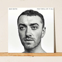 Sam Smith - The Thrill of It All Limited LP | Urban Outfitters