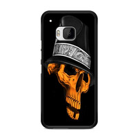 Skull Gangster For HTC One M9 Case