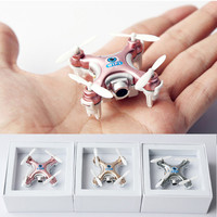 Mini iPhone 6-Axis Camera Drone 5-10 Min Fly Time w/ 15 Min USB Charge
