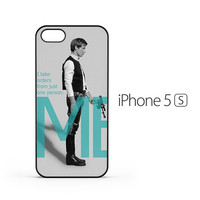Star Wars Han Solo Photo iPhone 5 / 5s Case