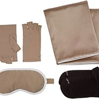 iluminage Complete Textile Set Small/Medium Size, Patented Copper Technology for Repair and Replenishment,...