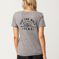 VANS Left Field Womens Tee | Graphic Tees