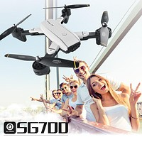 SG700 RC Drone Foldable Drone With HD Camera