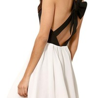 Babyhclub Hit Back Ten Cross Bows Wide Skirt Dress Ballet Skirt