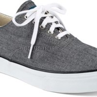 Sperry Top-Sider CVO Chambray Sneaker BlackChambray, Size 8M  Men's Shoes