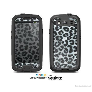The Real Leopard Animal Print Skin For The Samsung Galaxy S3 LifeProof Case