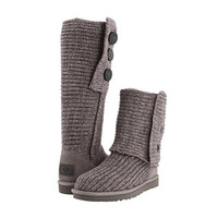 UGG Classic Cardy Grey - Zappos.com Free Shipping BOTH Ways