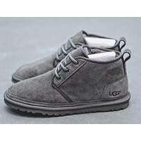 DHL Men's UGG warm cotton shoes men's shoes _1686248855-127