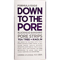 Formula 10.0.6 Down To the Pores 3 Ct Ulta.com - Cosmetics, Fragrance, Salon and Beauty Gifts