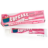 Cupcake Toothpaste - buy at Firebox.com