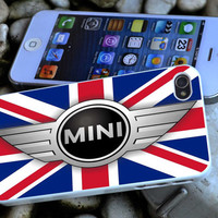 Mini Cooper iPhone 4 4S iPhone 5 5S 5C and Samsung Galaxy S3 S4 Case