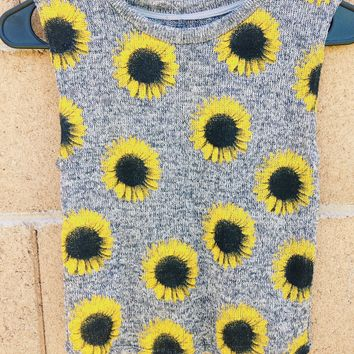 Perfect Sunflower Tank
