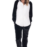 Women's Panda Jumpsuit
