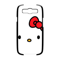 Cartoon Hello Kitty Samsung Galaxy S3 Case