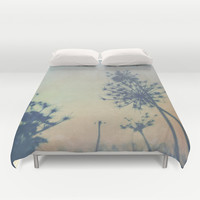 Dreaming Duvet Cover by Olivia Joy StClaire