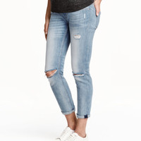 H&M MAMA Skinny Ankle Jeans $49.99