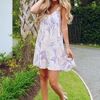 Summertime Moments Dress: Multi