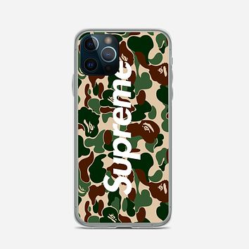 Bape Collaboration iPhone 12 Pro Case