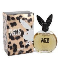 Playboy Play It Wild Eau De Toilette Spray By Playboy