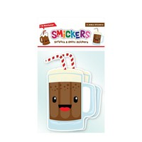 Jumbo Scratch and Sniff Root Beer Sticker