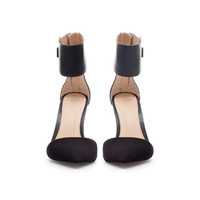 HIGH HEEL POINTED HEEL SHOES - Shoes - Woman   ZARA United States