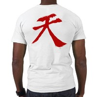 Heaven in Sumi-E - Blood Tshirts from Zazzle.com